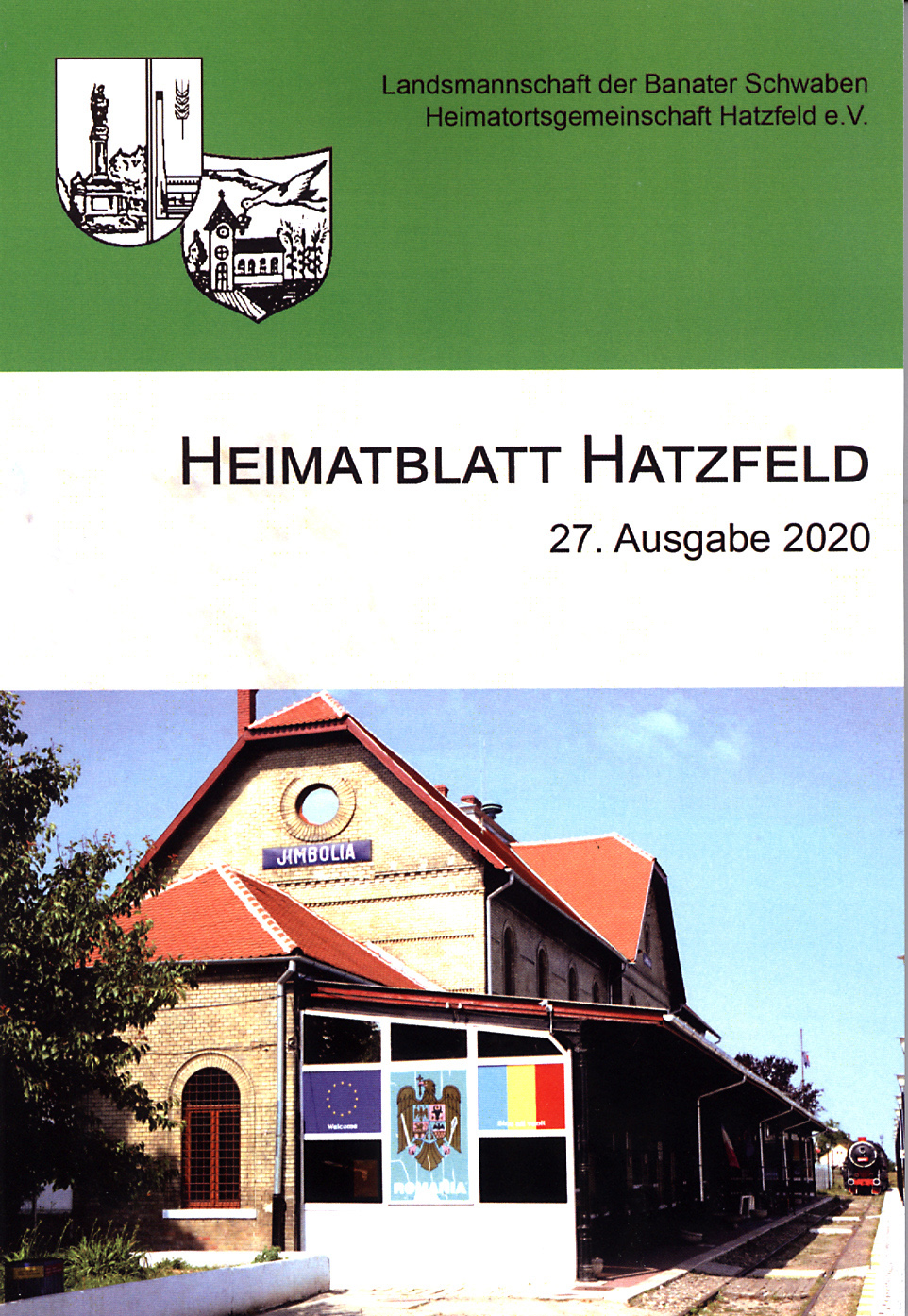 Heimatblatt 2020