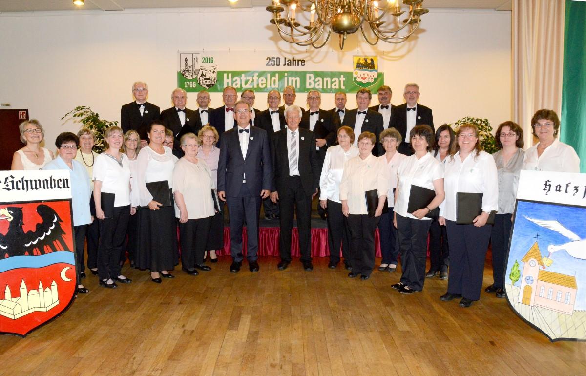 Festveranstaltung zu 250 Jahr Feier von Hatzfeld