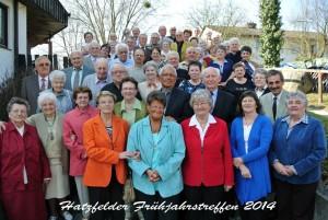 Hatzfelder Frühjahrstreffen 2014