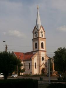 Hatzfelder Kirche nach der Sanierung 2015