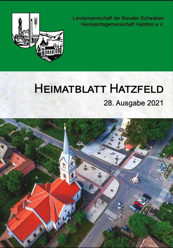 Heimatblatt 2021