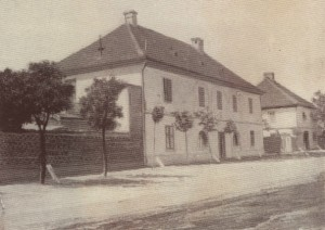 Zentrale Milchhalle in Juliamajor; Maschinenwerkstatt in Juliamajor; Elektrische Zentrale in Juliamajor; Herrschaftliches Gebäude in Juliamajor