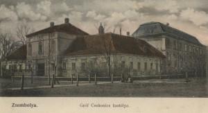 Das alte Kastell um 1900