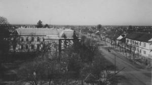 Das alte Kastell um 1940